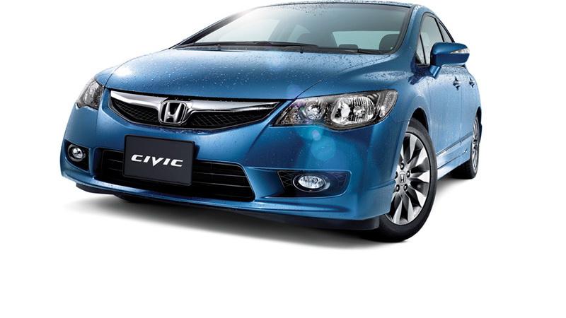 Standartlardan kop, yükseklere uzan! Yeni, yine, yeniden Honda Civic.